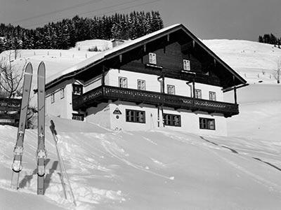 Pension Hinterhag Skidorf Saalbach